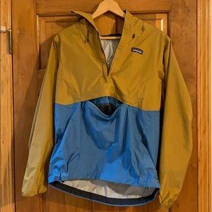 Patagonia pullover windbreak Size S